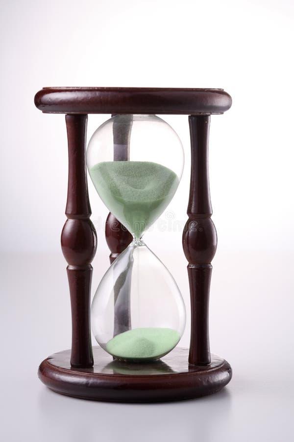 Download Hourglass stockbild. Bild von instrument, timer, nachricht - 26359573