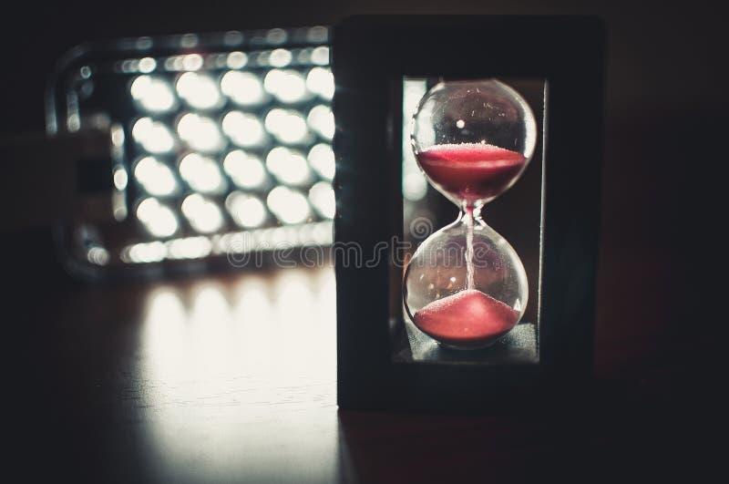 hourglass obrazy stock