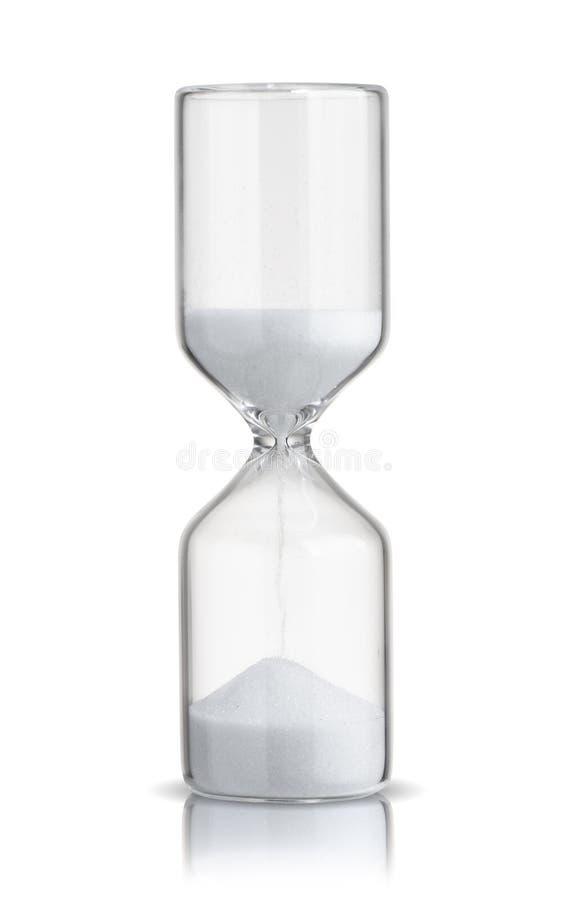 hourglass royalty-vrije stock foto's