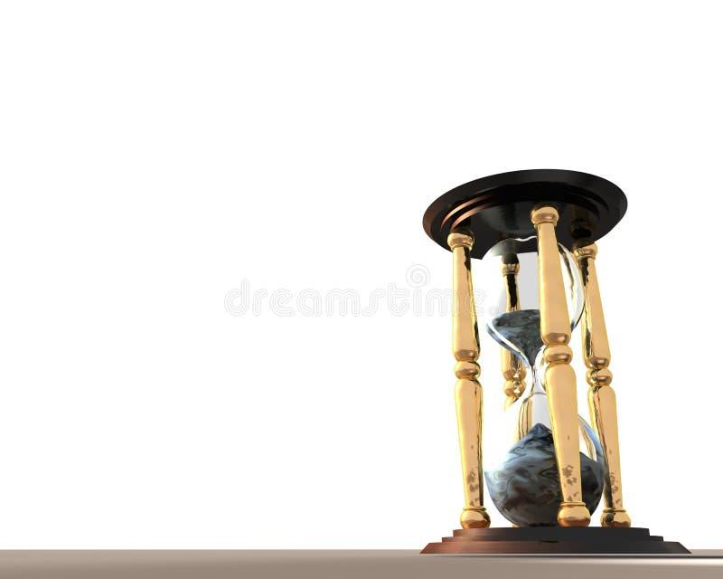 hourglass vector illustratie