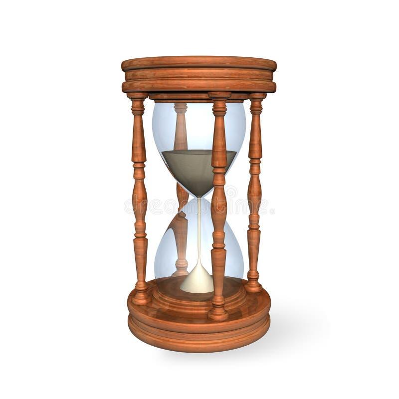 Hourglass lizenzfreie abbildung