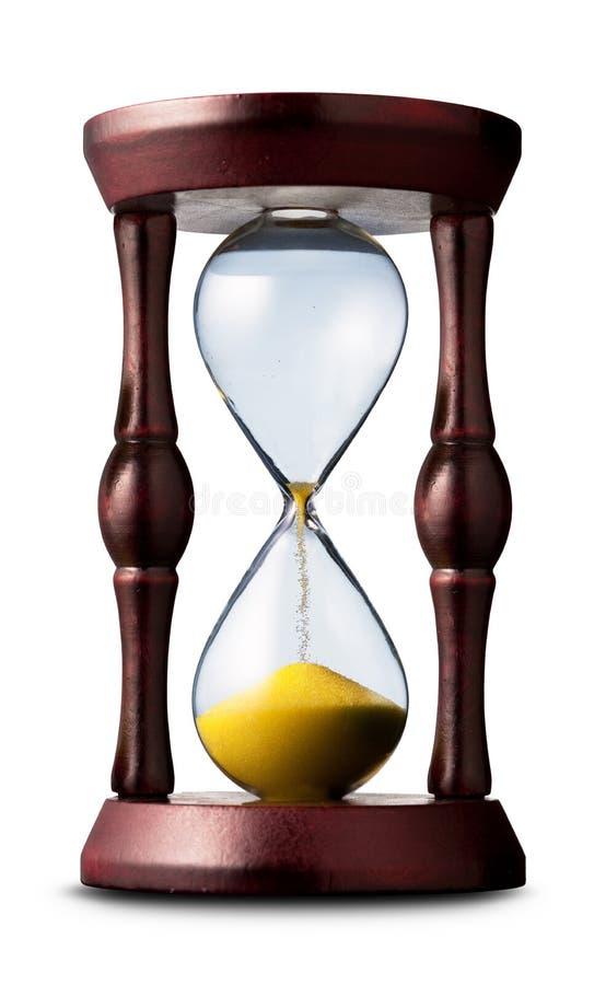 hourglass obraz royalty free