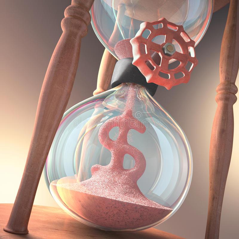 Download Hourglass Business stock photo. Image of clock, sand - 28065016