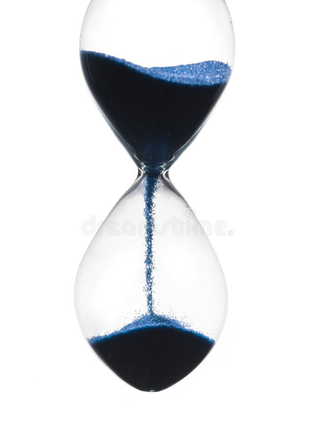 Download Hourglass closeup shot stock image. Image of lack, clear - 6416845