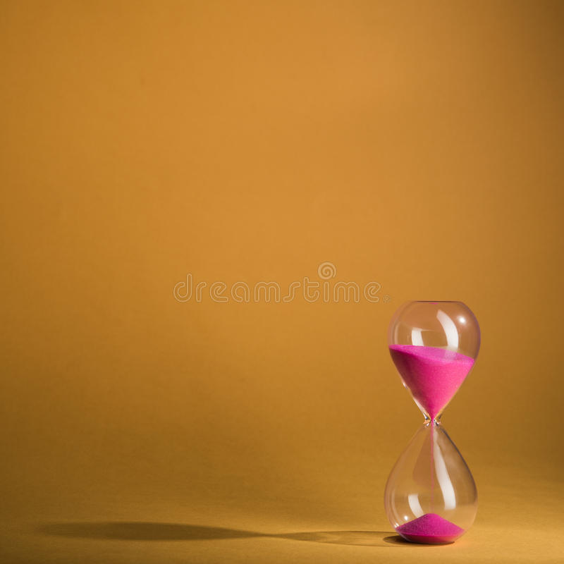 Free Hourglass Sand Glass Stock Photography - 63162092