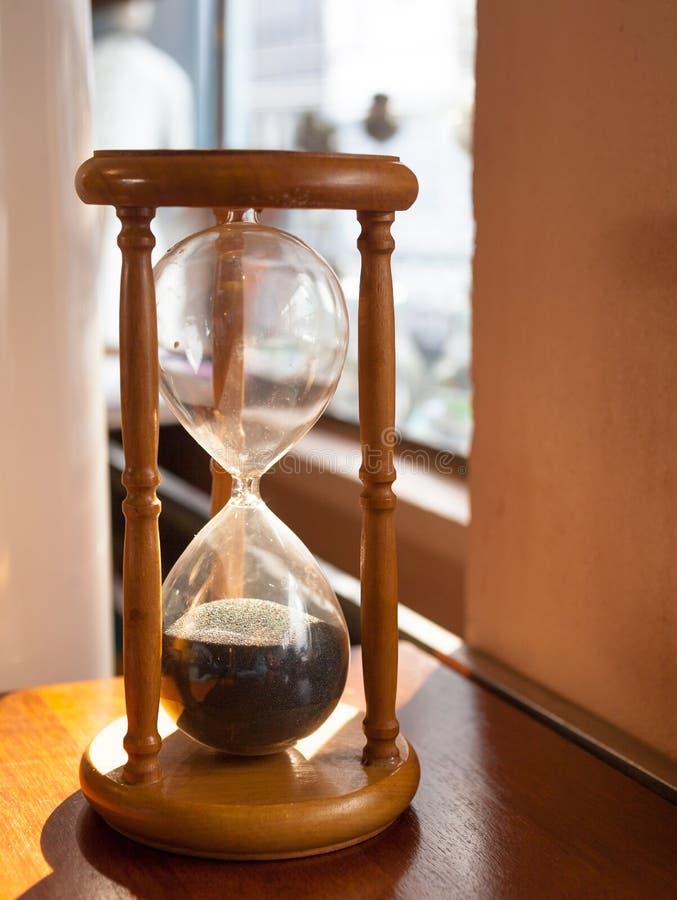 Hourglass, sandglass fotografia stock