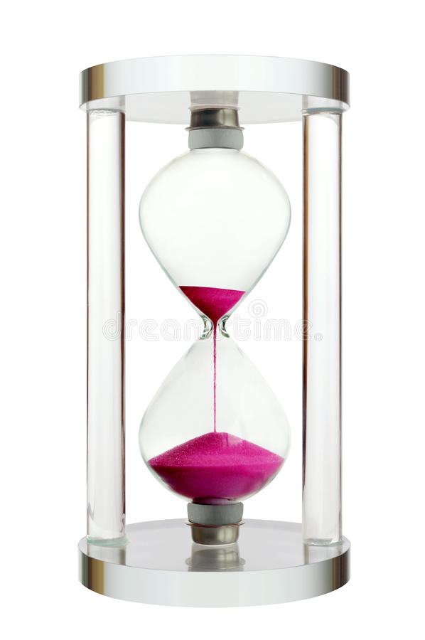 Download Hourglass stock image. Image of spray, instant, time - 34146849