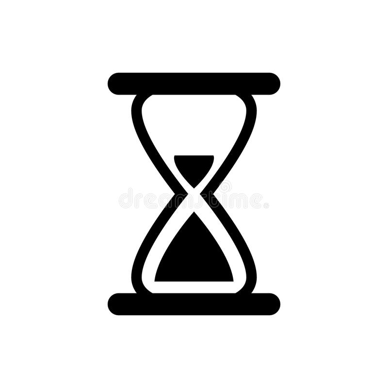 hourglass vector icon stock vector illustration of isolated 92446344 rh dreamstime com hourglass factory lucy ribchester wikipedia hourglass vector free