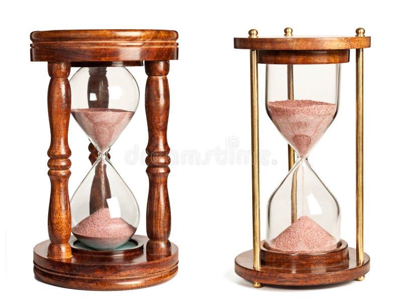 hourglasses obraz royalty free