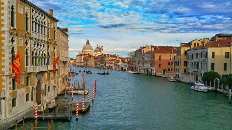 Hous in venecia royalty-vrije stock afbeelding