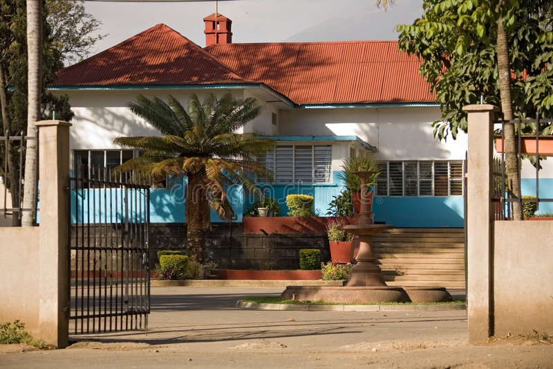 Download House 002 africa stock photo. Image of street, house, africa - 507166