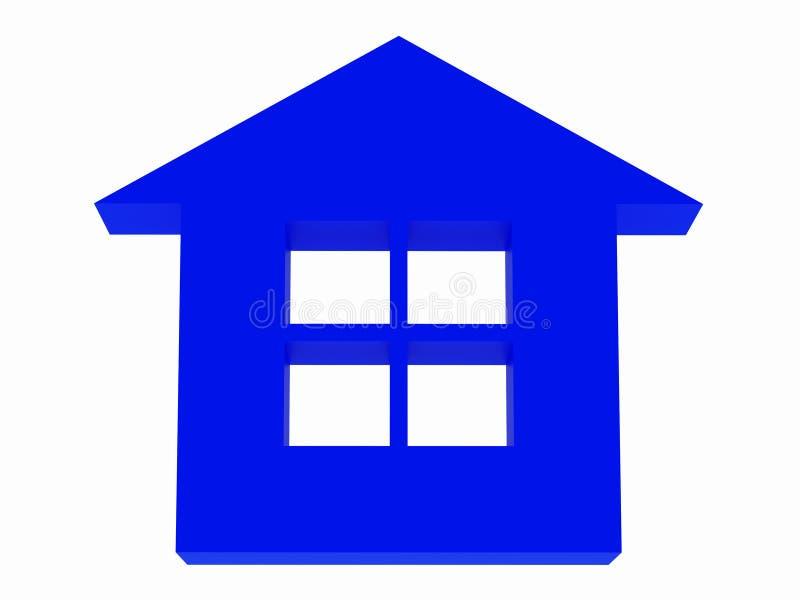 Download House stock illustration. Illustration of property, housing - 14853678