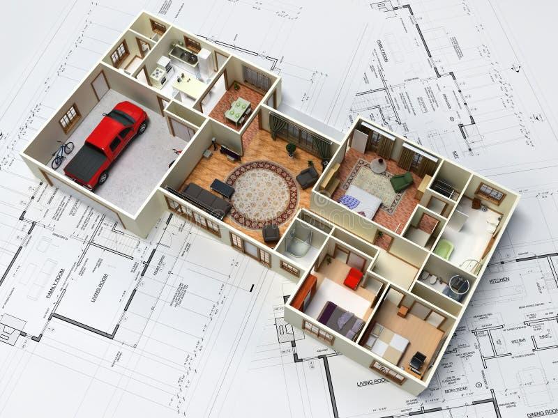 House stock illustration