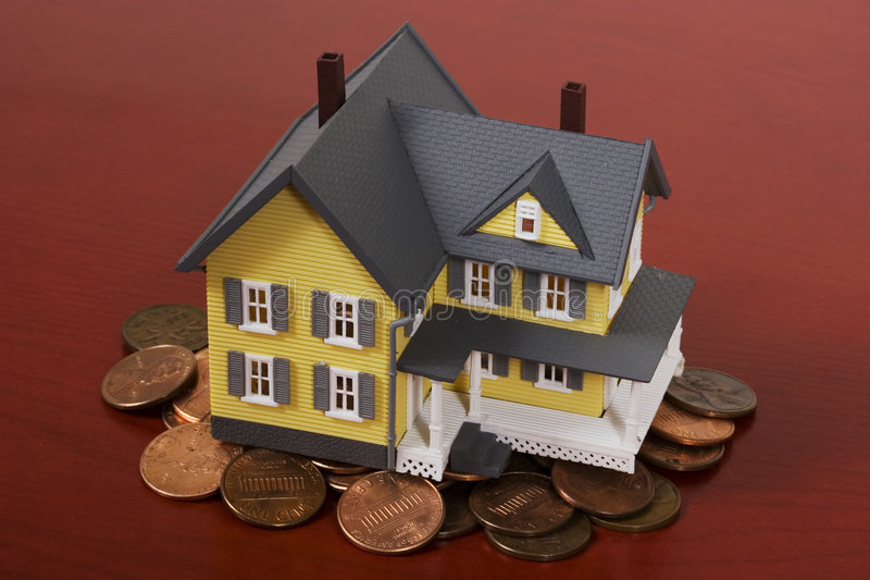 Download House stock image. Image of loan, mortgage, house, calculating - 2305355