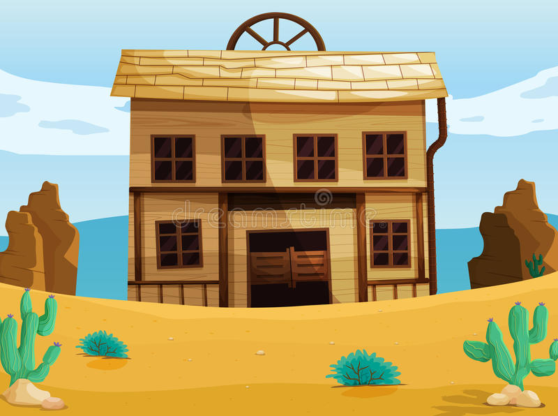 Download House stock vector. Illustration of saloon, shelter, house - 26941989