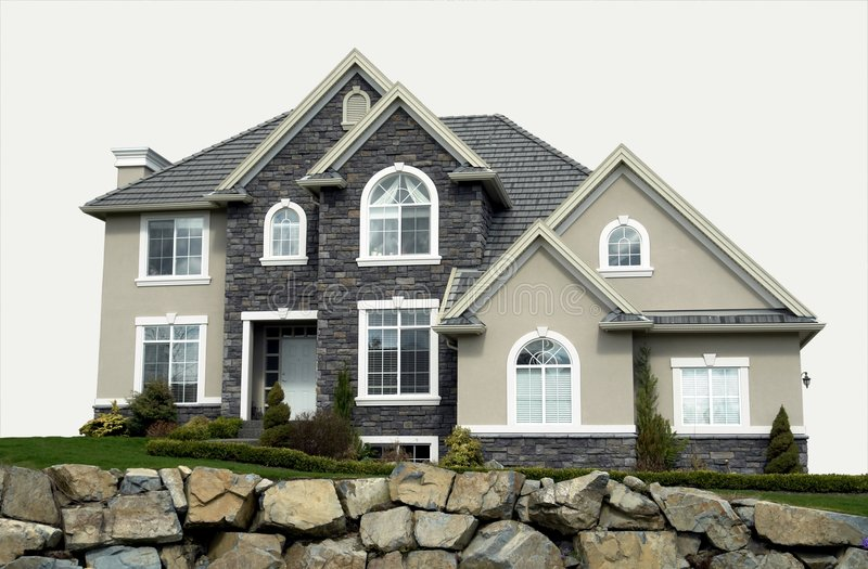 Download House stock photo. Image of arched, house, shake, outside - 8468034