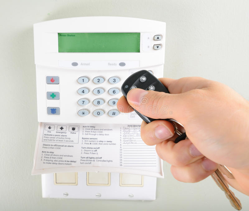 Download House Alarm stock photo. Image of alarm, security, emergency - 24401964