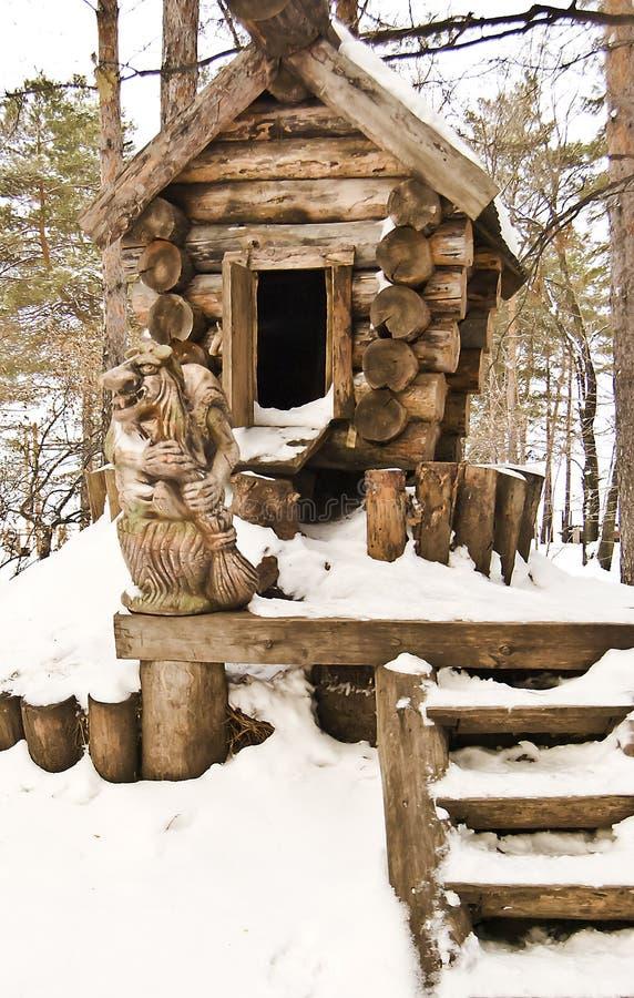 Download House of Baba Yaga stock image. Image of story, house - 83702727