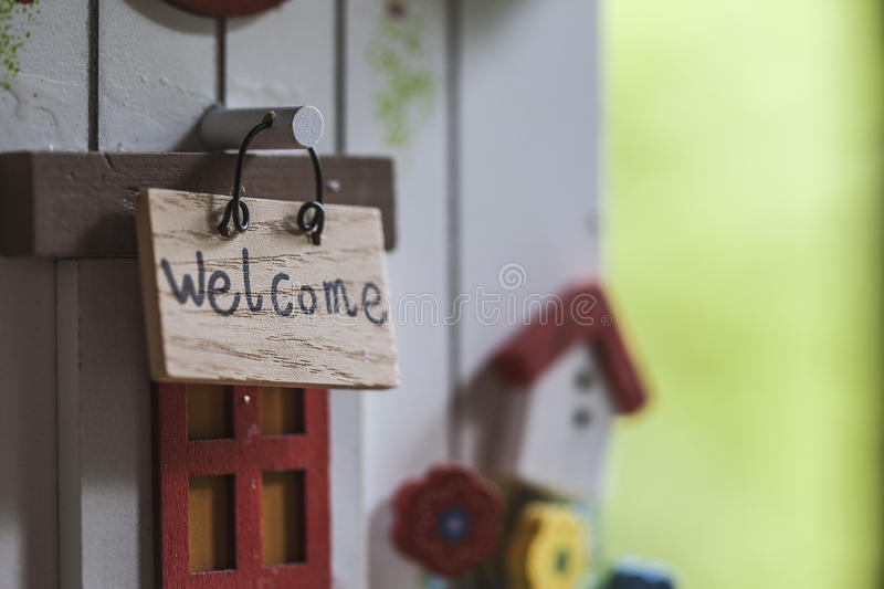 Download A House For Birds Stock Photo - Image: 83700150