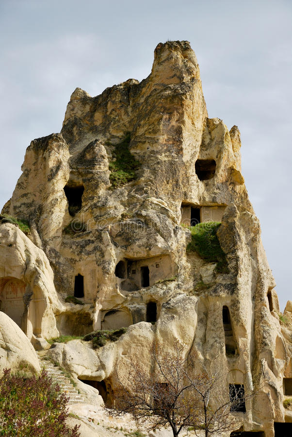 A house of Cappadocia royalty free stock photo