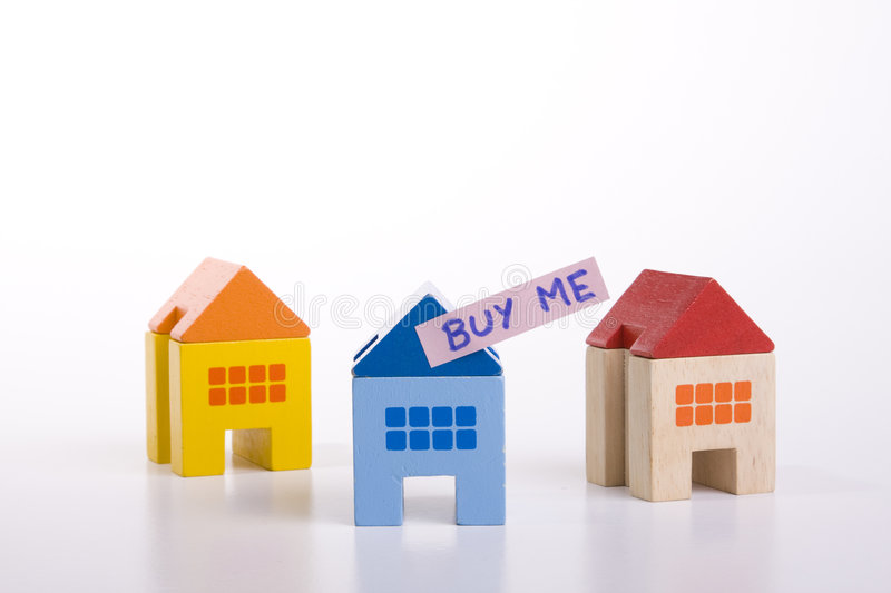 Download House choice stock image. Image of bargain, estate, deal - 5391903
