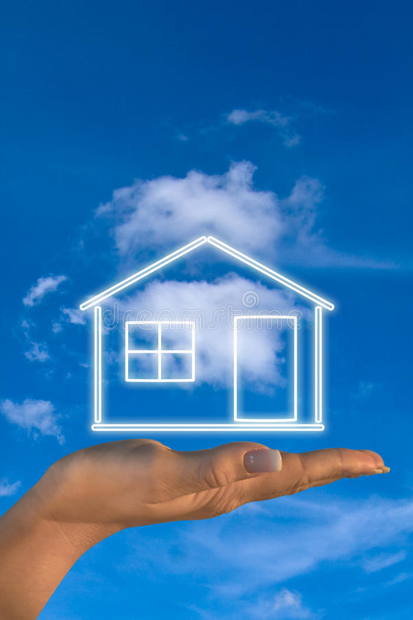 Download House concept stock image. Image of investment, loan - 10505429