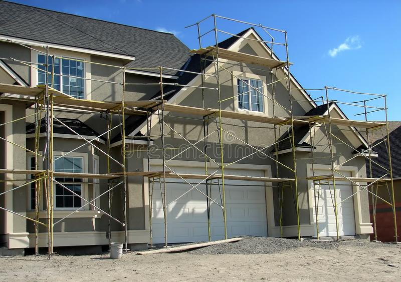 House Construction Free Stock Photography
