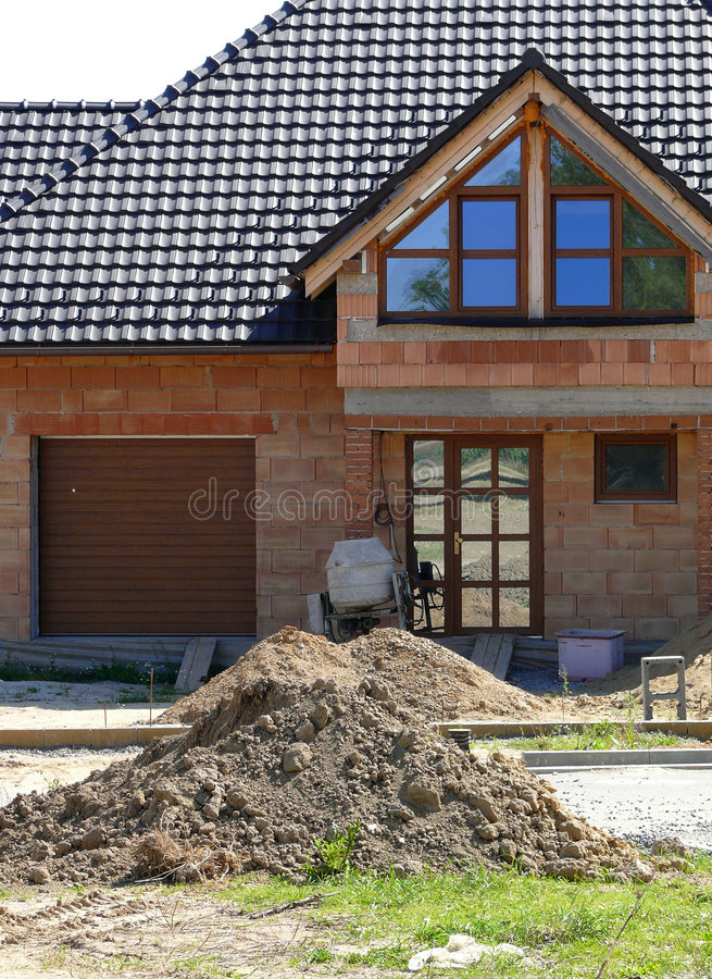 Free House Construction Stock Images - 6324784
