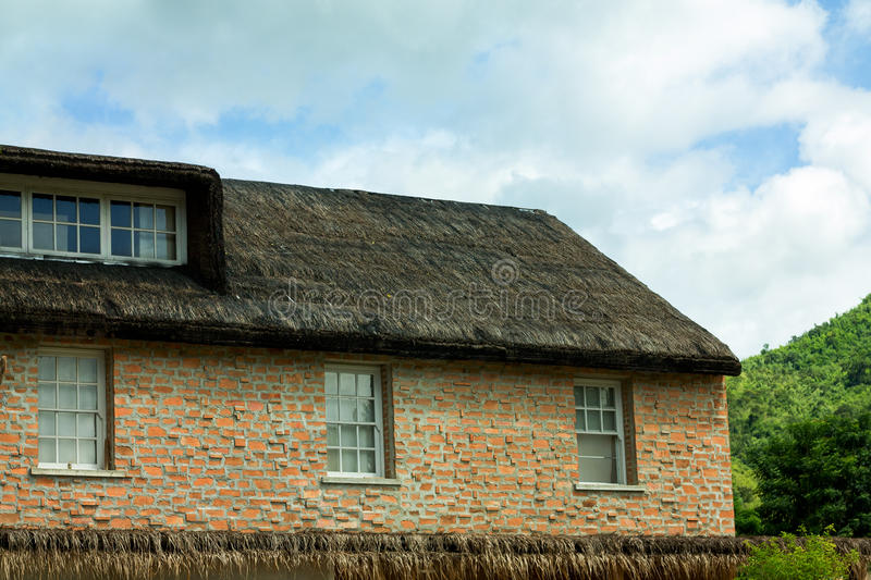 Download House in Countryside stock photo. Image of detail, house - 34224600