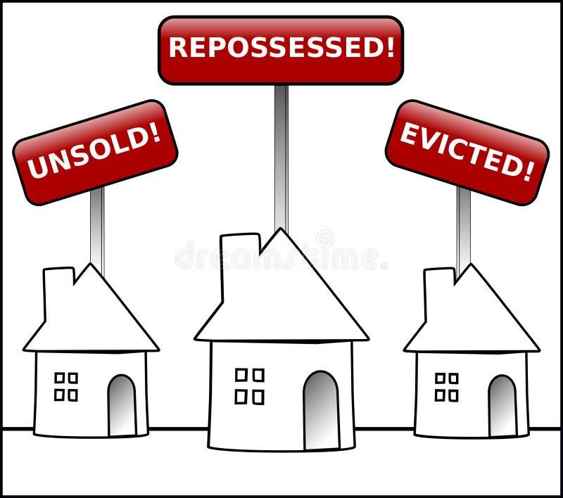 House Crisis property warning