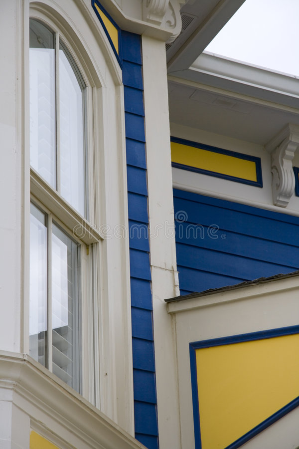 House detail royalty free stock photography