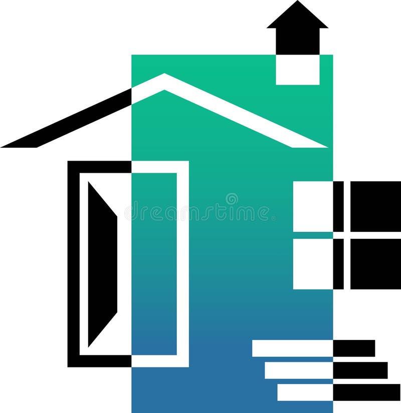 Free House Emblem Stock Photo - 14102840