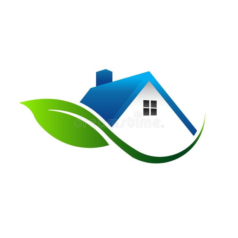 Free House Environment Safe Logo Royalty Free Stock Photos - 49673958