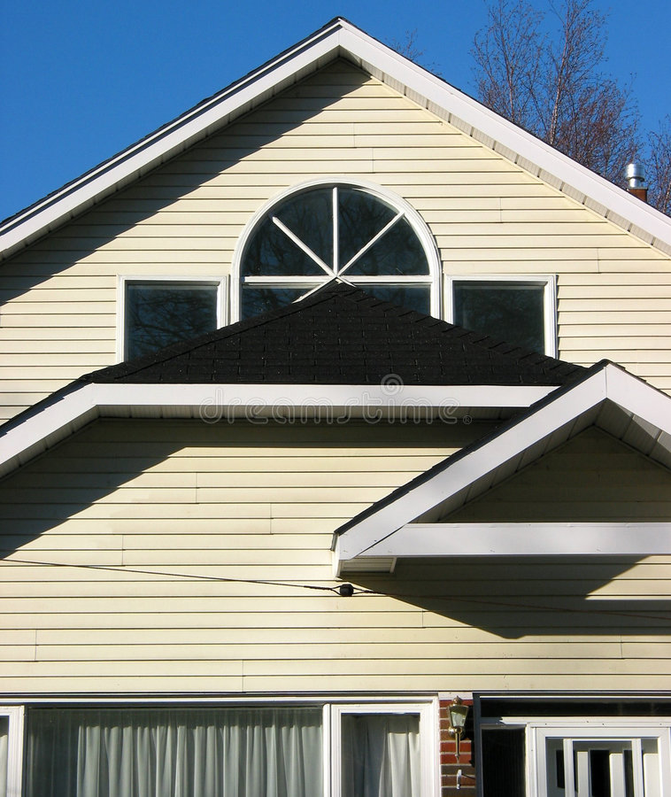 Download House fragment stock photo. Image of house, family, fragment - 734142