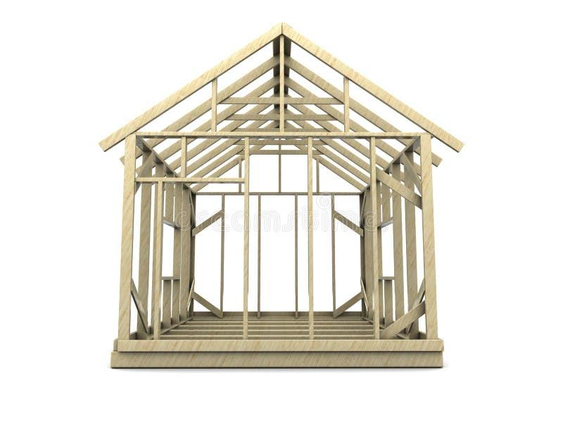 Wood House Frame Stock Illustrations - 24,131 Wood House ... (800 x 600 Pixel)