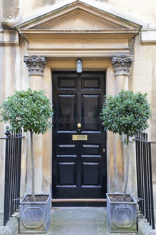 House Front Door stock photography