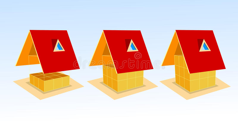 Download House and graph stock vector. Illustration of illustration - 18547251
