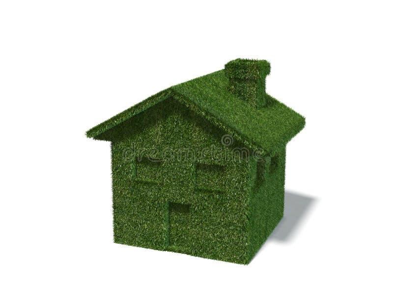 House Ecology royalty free stock photos