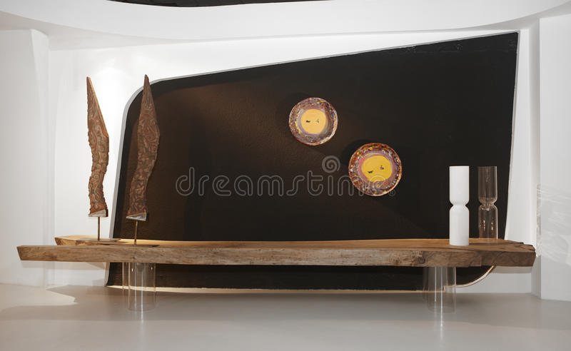 Download House Hold Modern Decoration And Art Elements Editorial Stock Photo - Image: 34102813