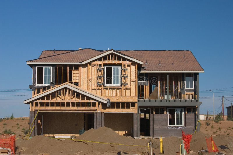 Download House And Home Stock Image - Image: 101371