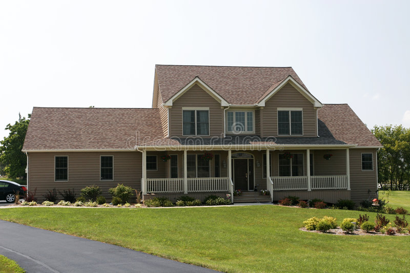 Download House Home Residential Subdivision Family Stock Photos - Image: 4461323