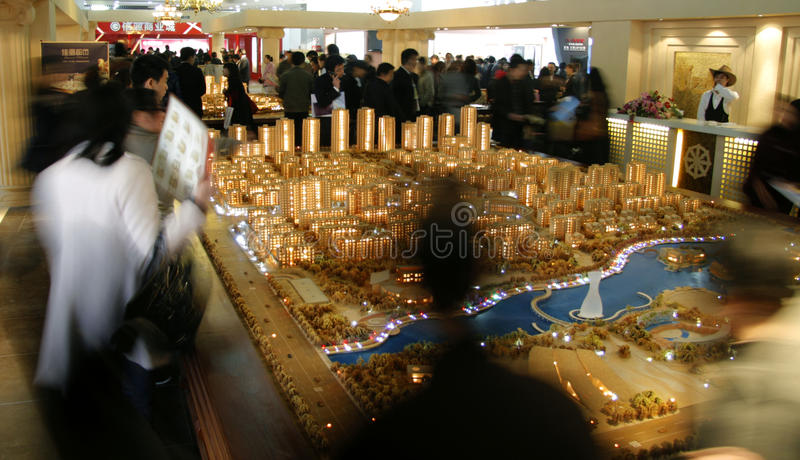 Download House/house-trade/real Estate Fair Editorial Image - Image: 13899760