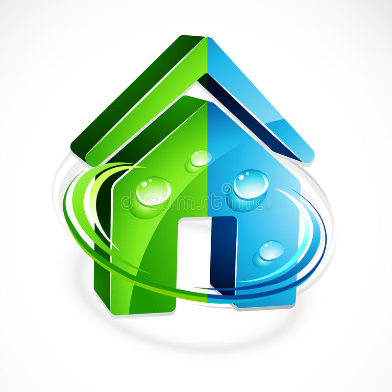 House icon stock illustration