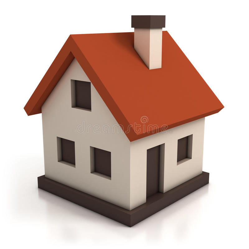 Download House icon stock illustration. Image of built, digitally - 19349838
