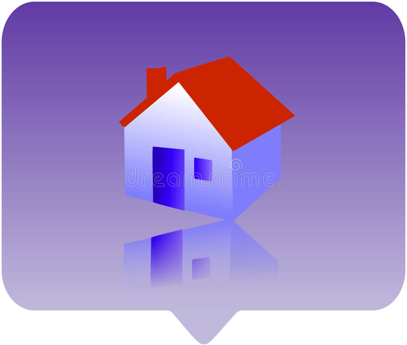 Download House icon stock illustration. Image of home, symbols - 1982640