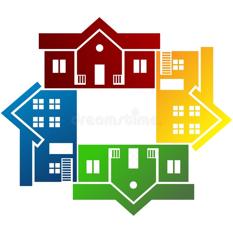 Download House icon. stock vector. Illustration of business, outline - 39512371