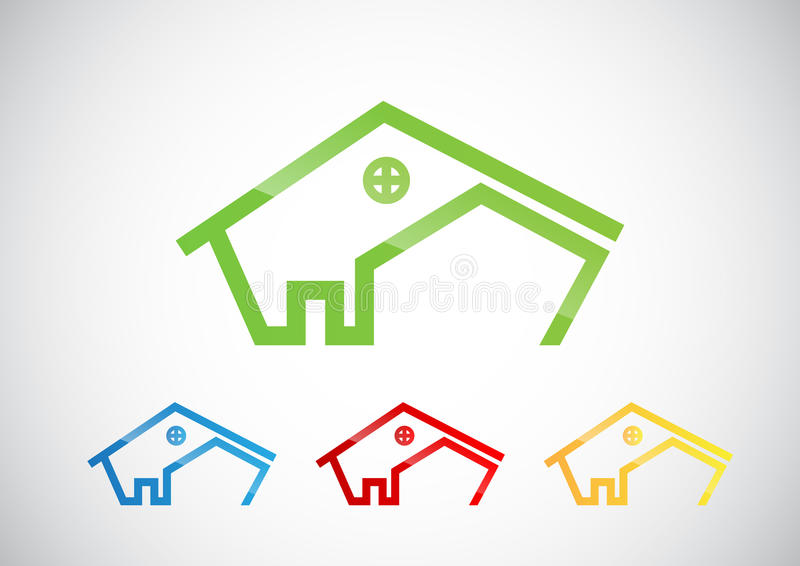 Download House icon stock vector. Image of card, property, rent - 32313100