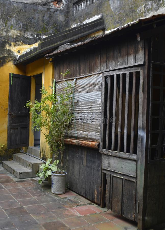 Free House In Hoi An Stock Images - 113632064