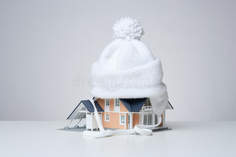Download House Insulation Royalty Free Stock Image - Image: 20877626