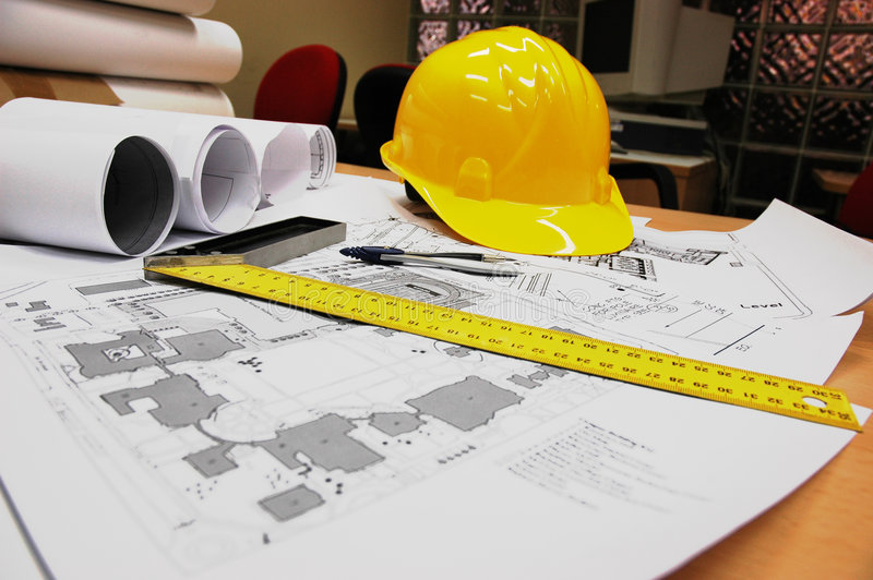 Download House interior design stock image. Image of engineer, idea - 3287515